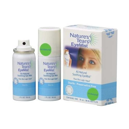 Nature's Tears EyeMist Twin Pack